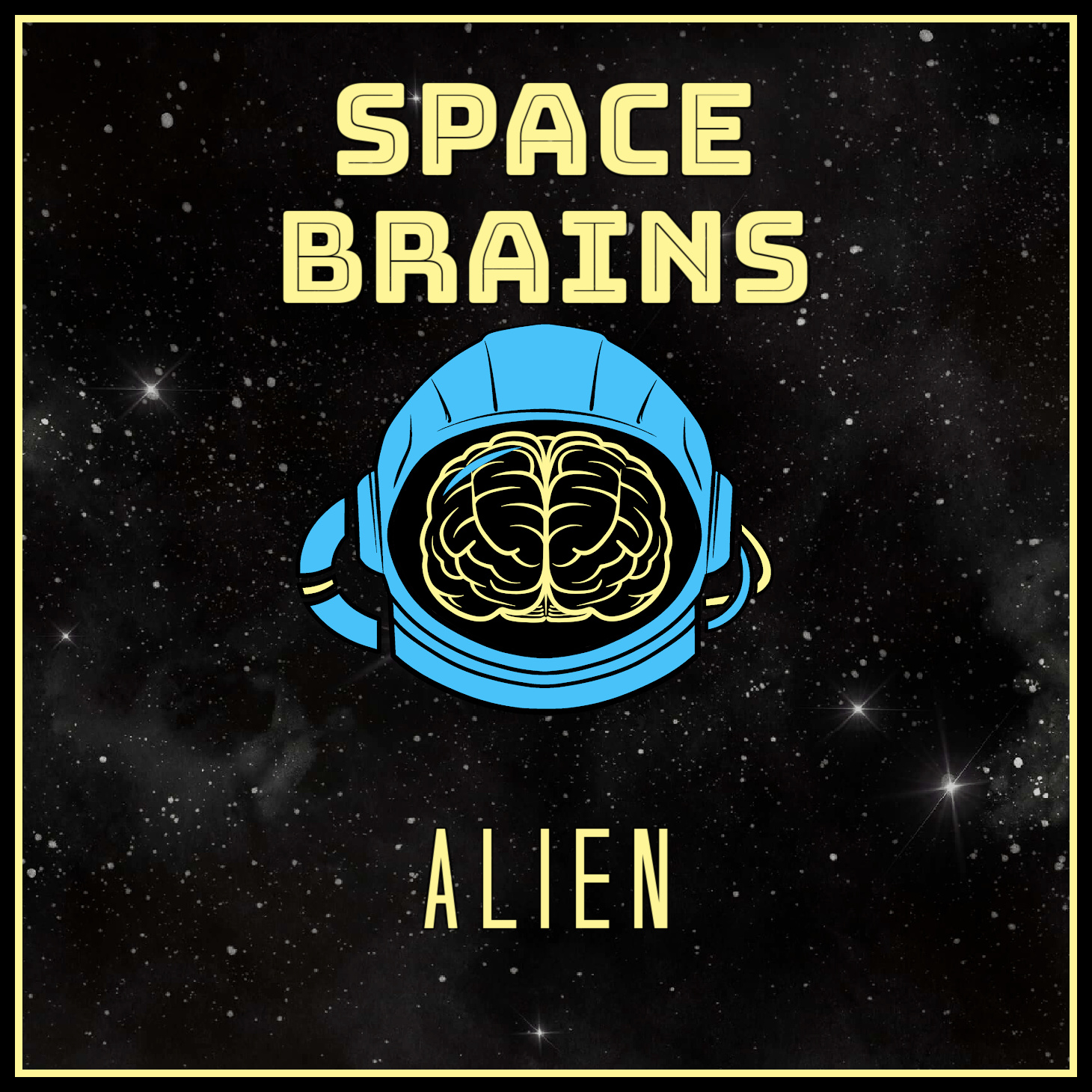 Space Brains - 5 - Alien