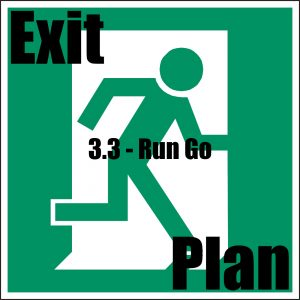 Exit Plan 3.03 Run go
