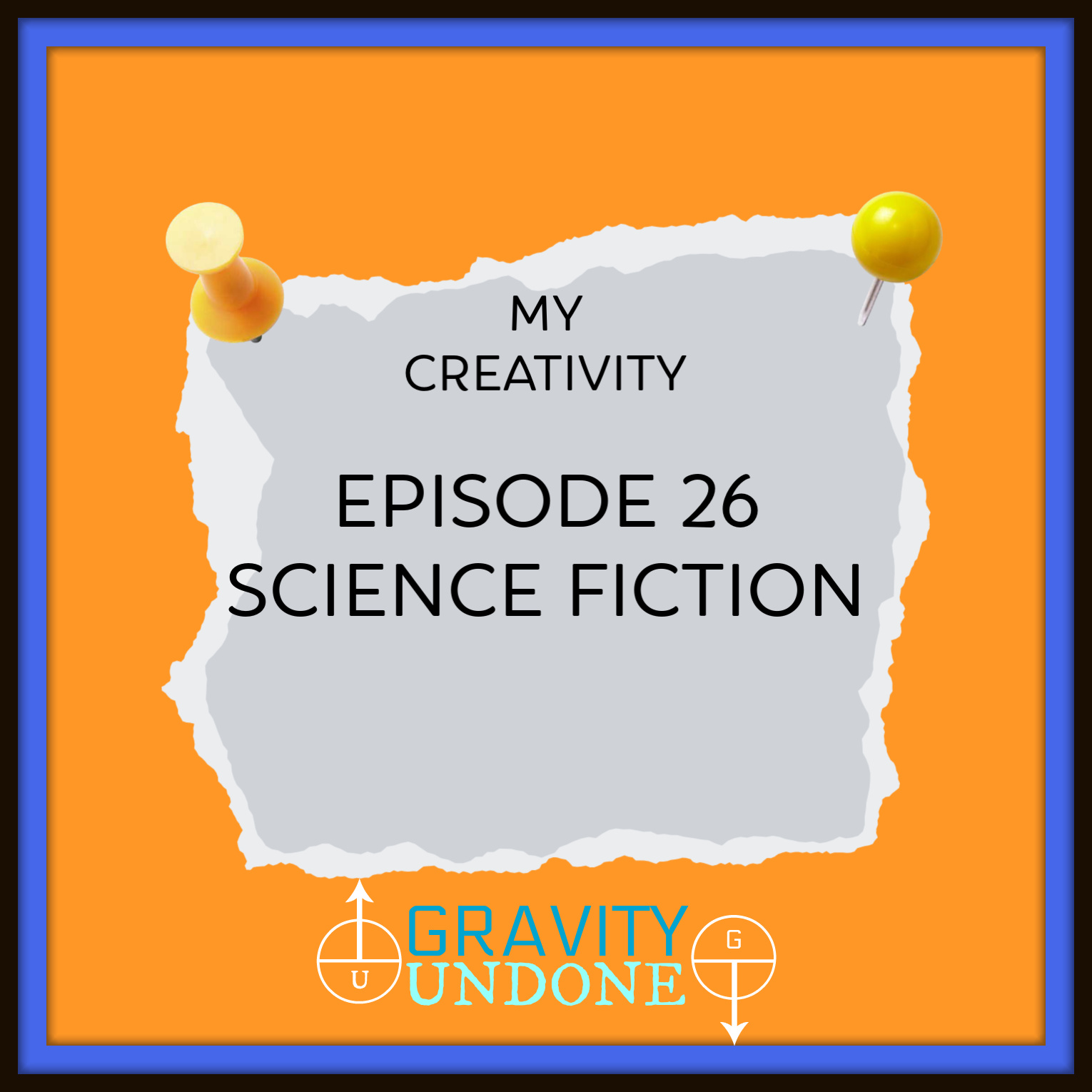 myCreativity - 26 - Science Fiction