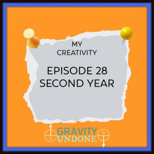 myCreativity28 - Second year