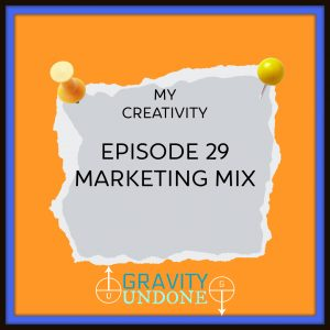 myCreativity29 - marketing Mix