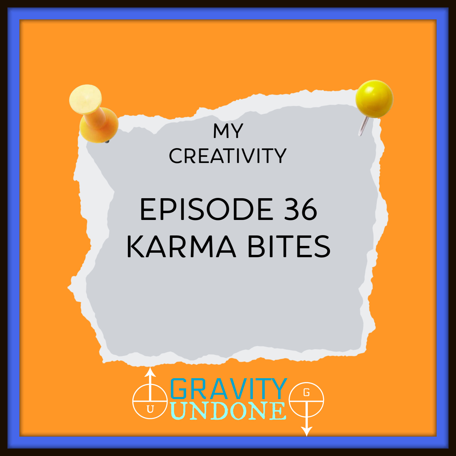 myCreativity36 - karma bites