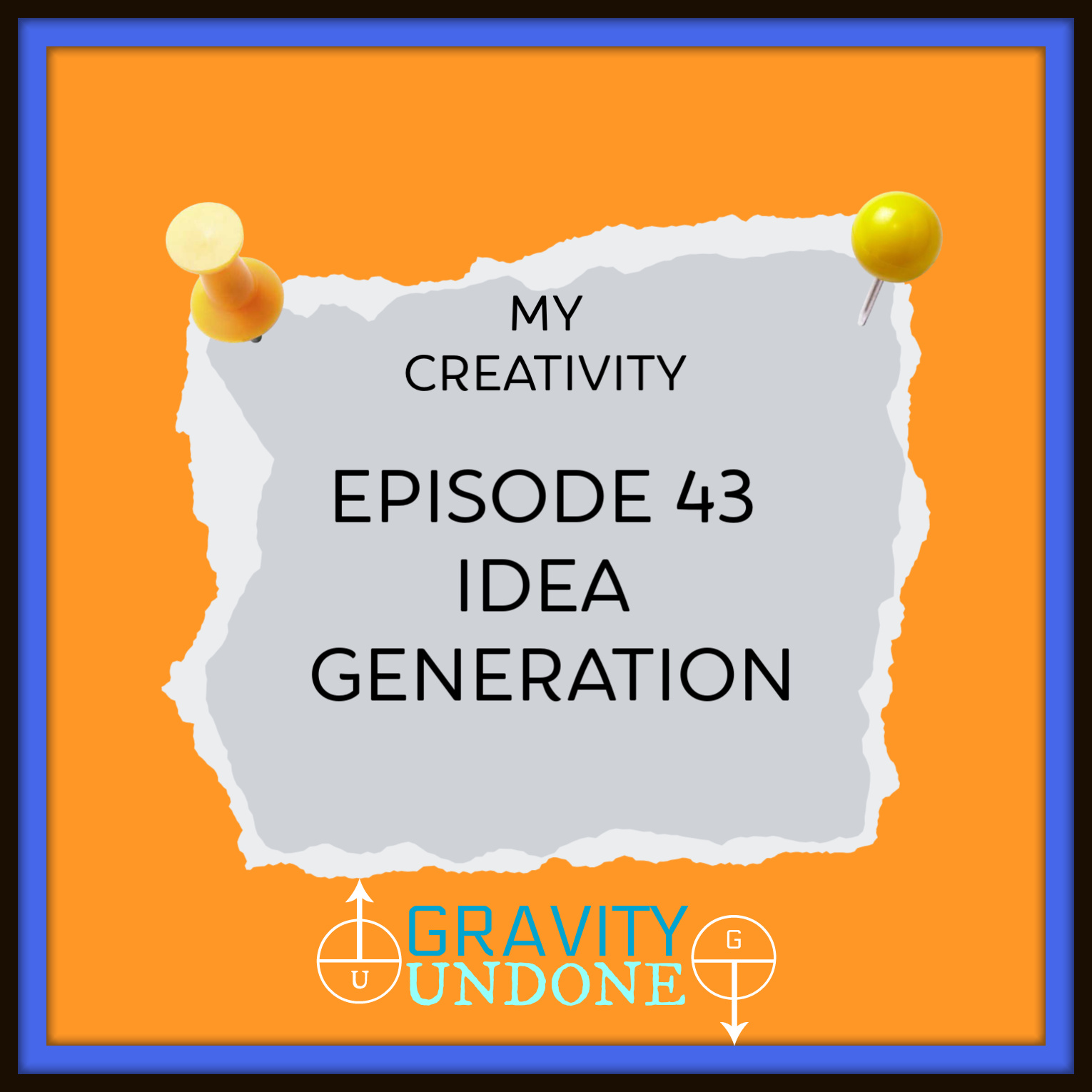 myCreativity - 43 - Idea generation