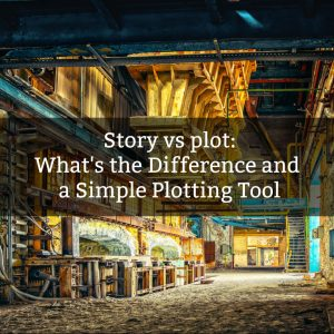 Story vs Plot : whats the difference and a simple plotting tool