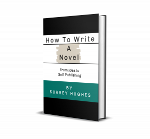 How to write a novel mockup