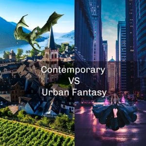 Contemporary VS Urban Fantasy