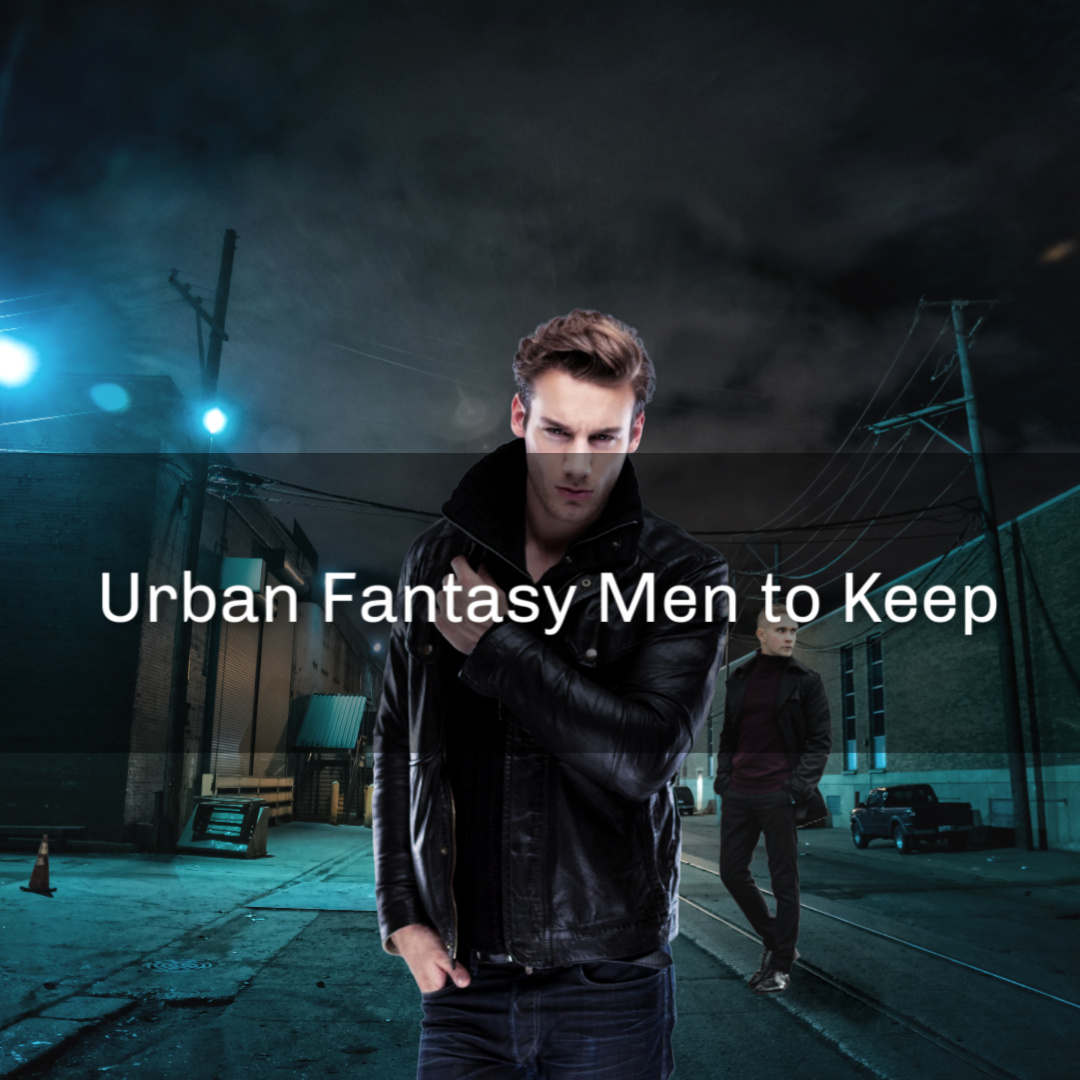 Top 5 urban fantasy men to keep