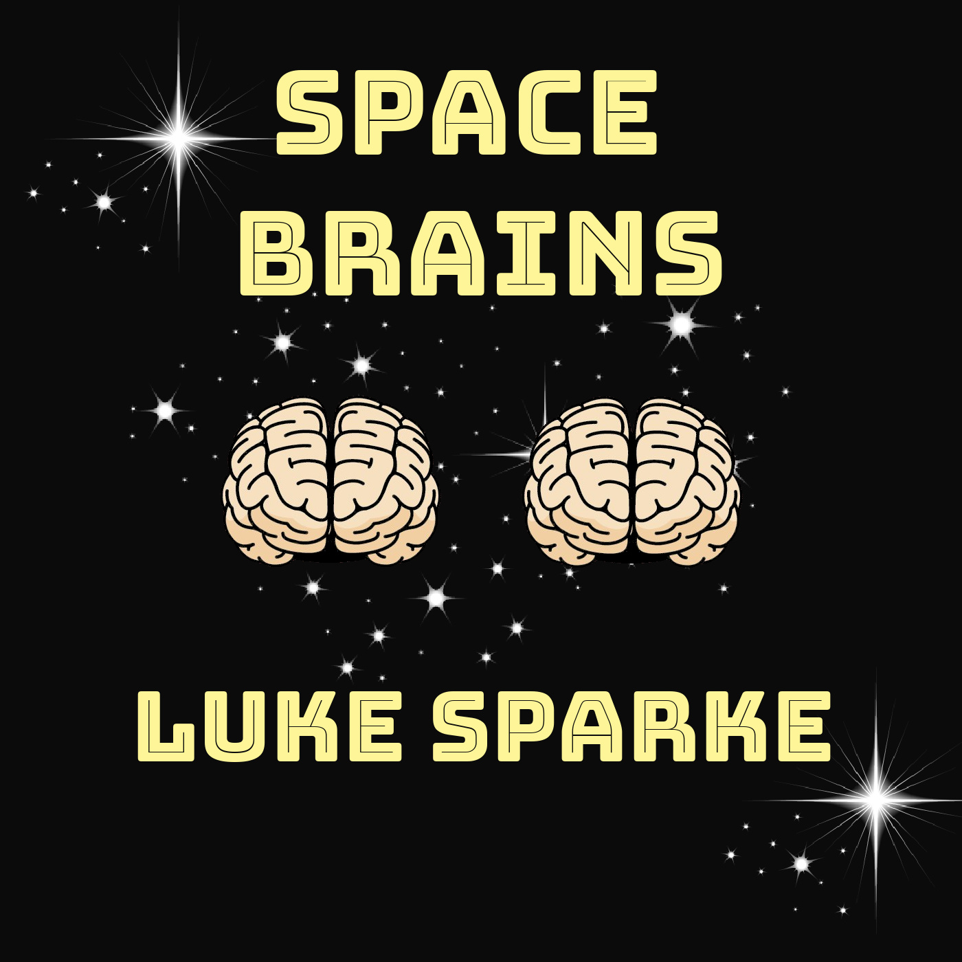 Space Brains - 39 - Luke Sparke