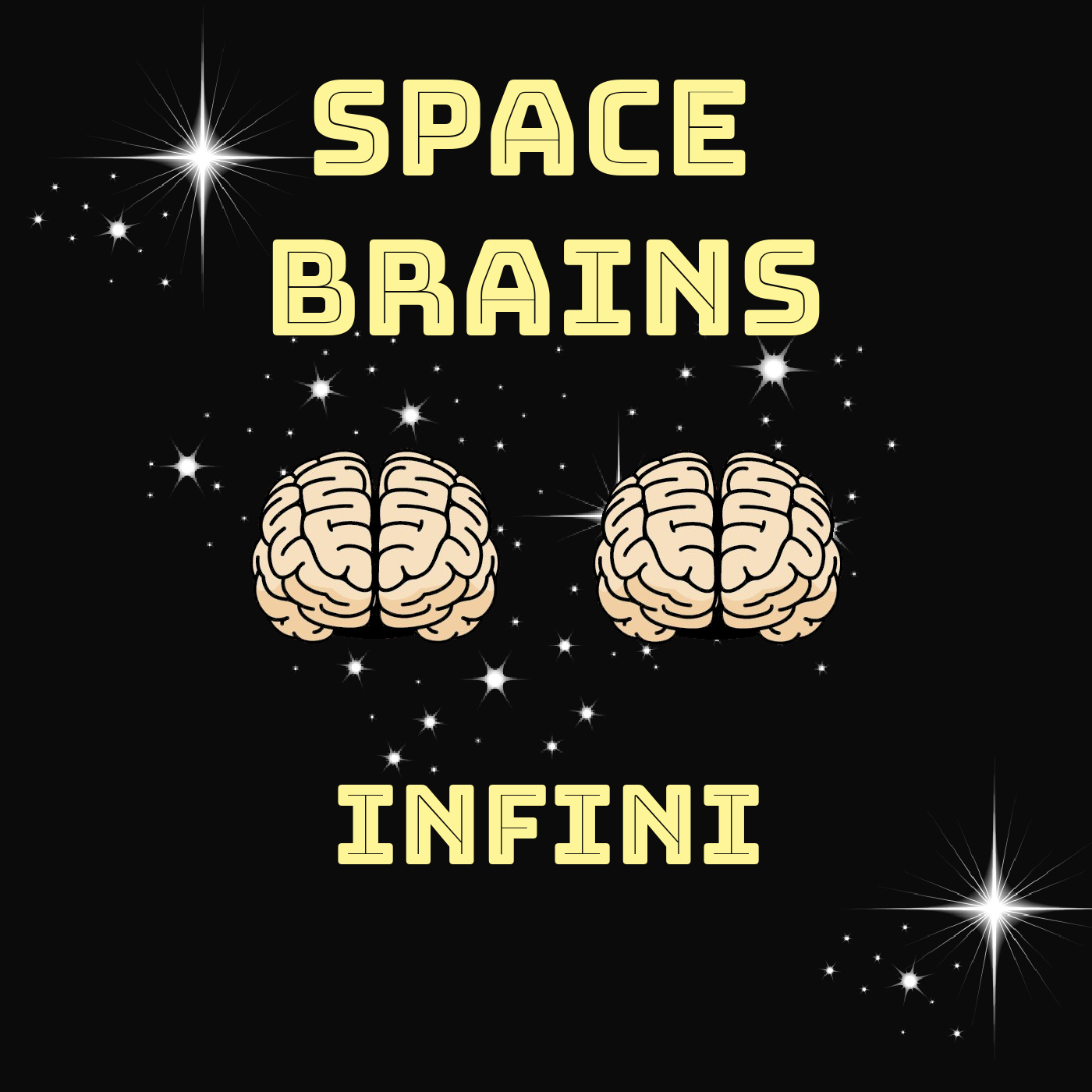 Space Brains - 41 - Infini