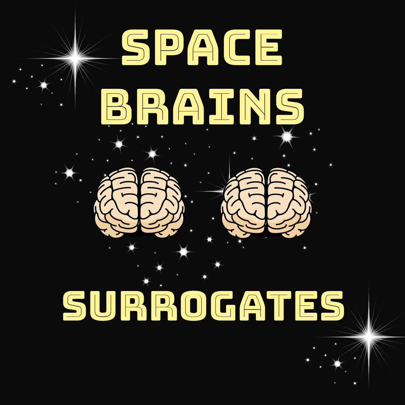 Space Brains - 43 - Surrogates