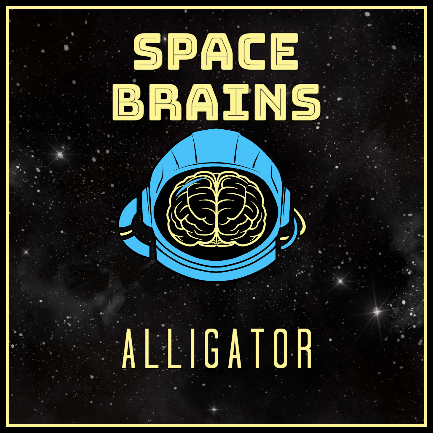 Space Brains - 54 - Alligator